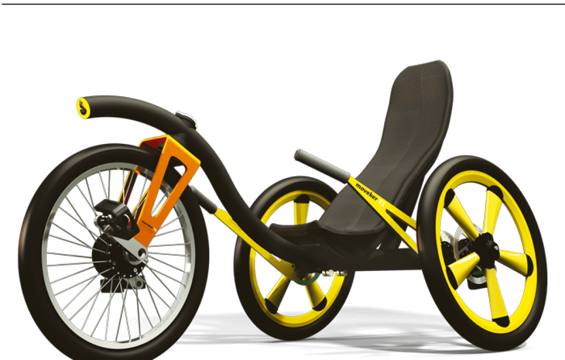 Moveker – Triciclo 600